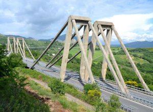 carpineto bridge riccardo morandi
