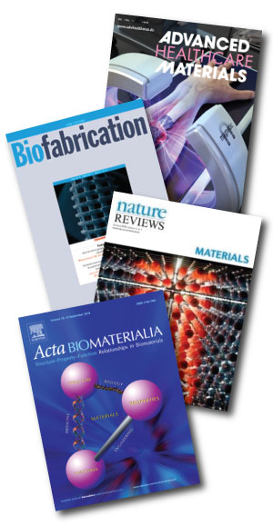 biomaterials journals