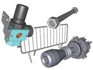 CAD library
