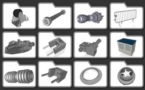 online CAD library