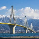 Example of a Suspension Bridge: The Rio Antirrio bridge in Greece