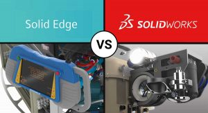Solid Edge vs Solidworks