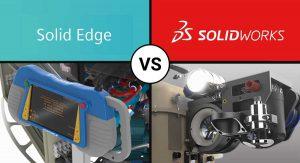 Solid Edge vs Solidworks