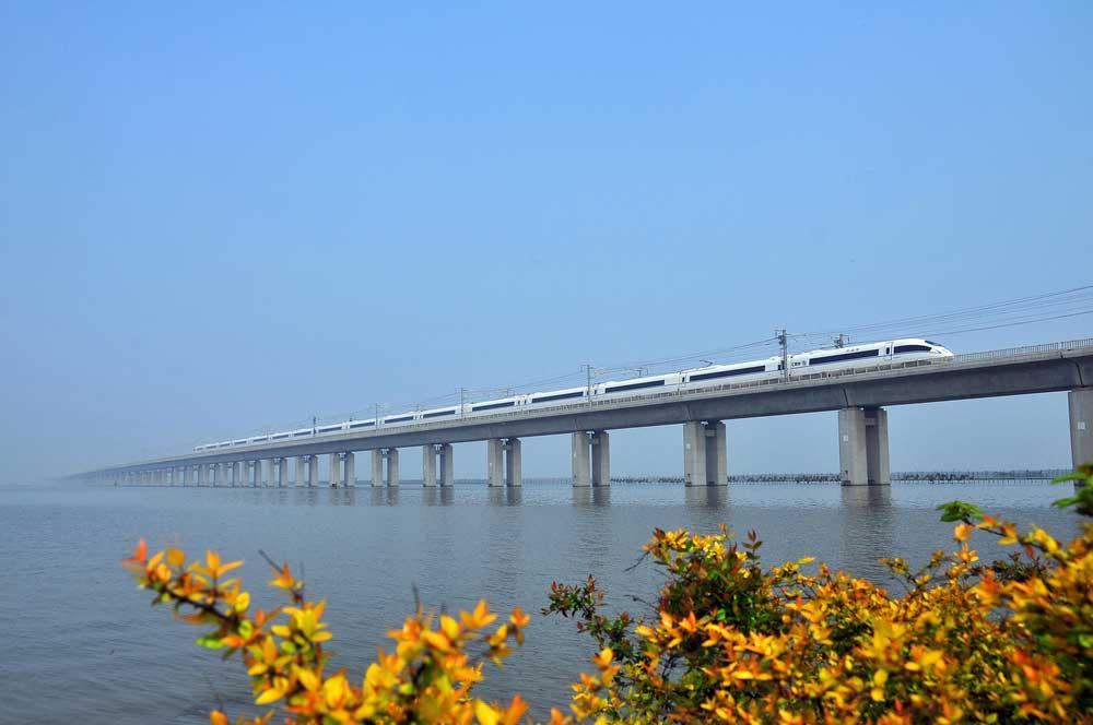 Danyang-Kunshan Bridge