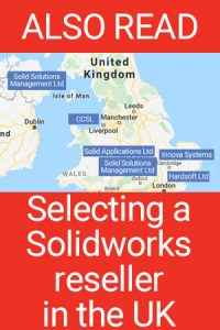 Solidworks resellers UK