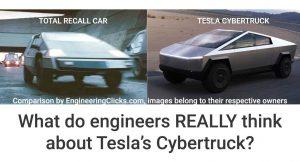 Tesla's cybertruck - what do engineers think