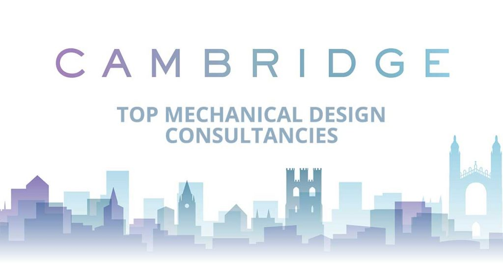 Cambridge mechanical design consultancies