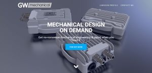 GW Mechanical - mechanical design consultancy based in Cambridge