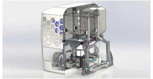 The revolutionary metal 3D printer developed at TU Graz