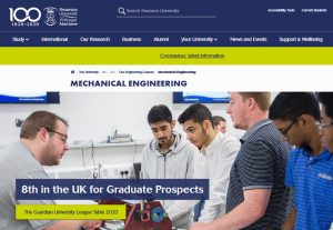 Mechanical-Engineering-Swansea-University