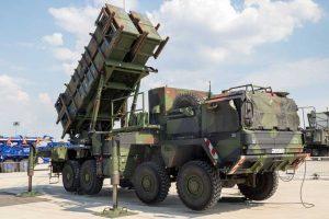 Tio 10 Aerospace companies: MIM-104 Patriot
