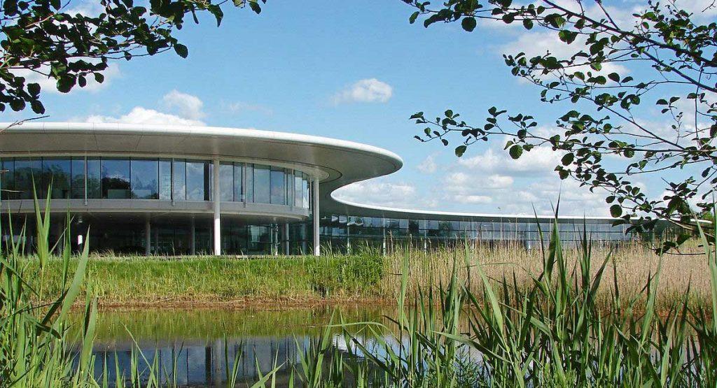 McLaren Sheffield Technology Centre