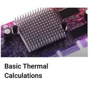 basic thermal (thermodynamics) calculations article