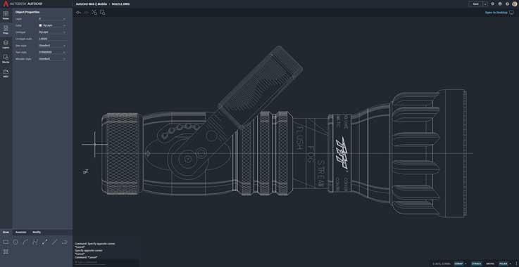 AutoCAD screenshot