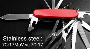 Stainless steel: 7Cr17MoV-vs-7Cr17
