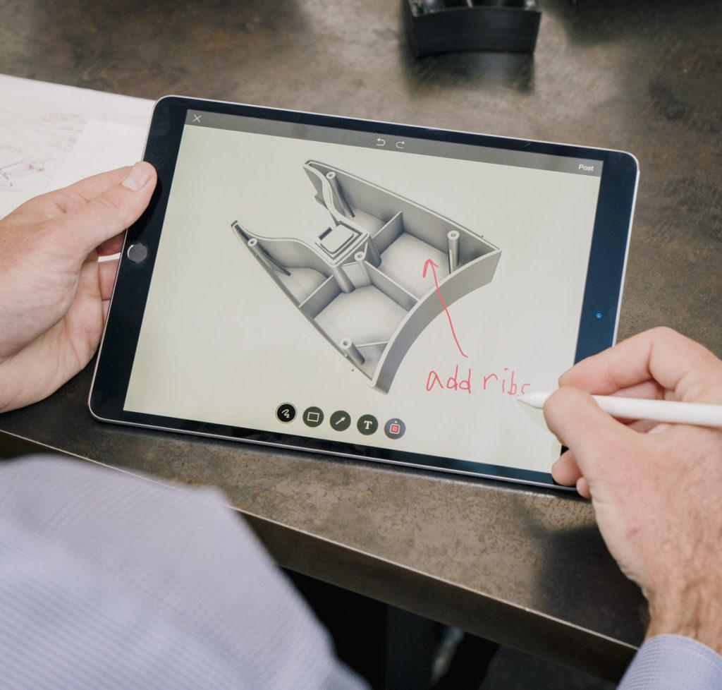 Marking Up and Revising Drawings in Fusion 360