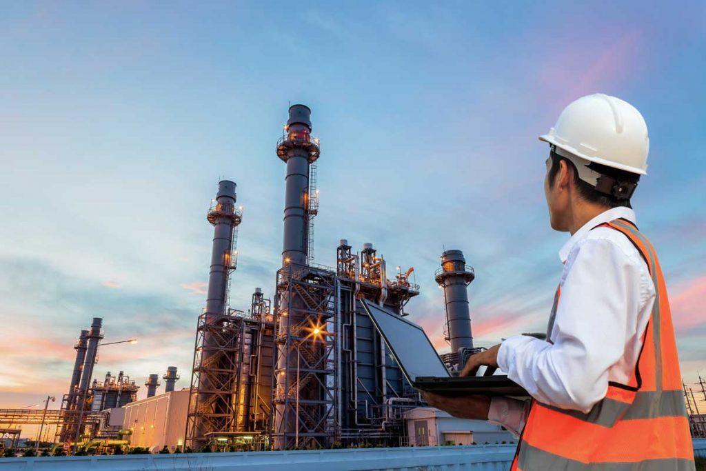 oil and gas power-plant-engineer
