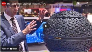 futuristic tires video
