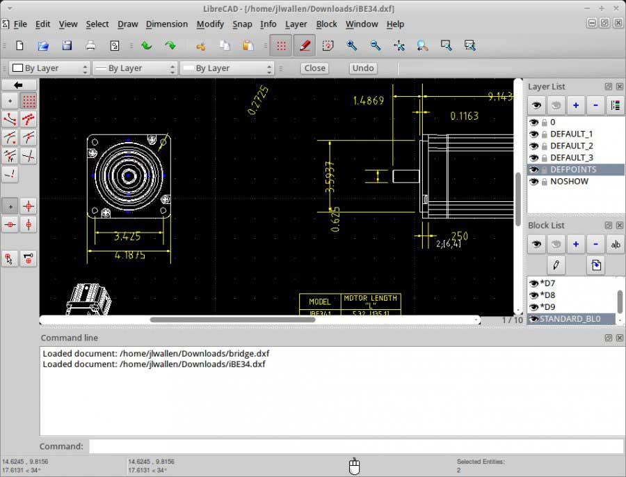 librecad-free-cad-software