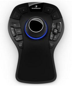 bestmouse for cad: 3Dconnexion 3DX-700040 SpaceMouse Pro 3D Mouse