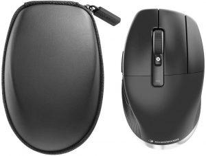 best mouse for CAD: 3Dconnexion CadMousePro Wireless 3DX-700078