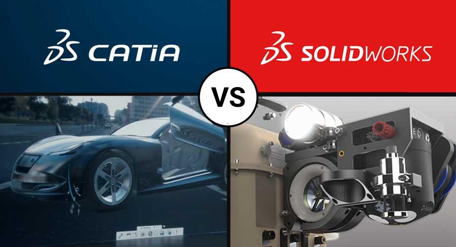 CATIA vs SOLIDWORKS