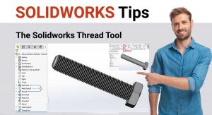 solidworks external thread tutorial