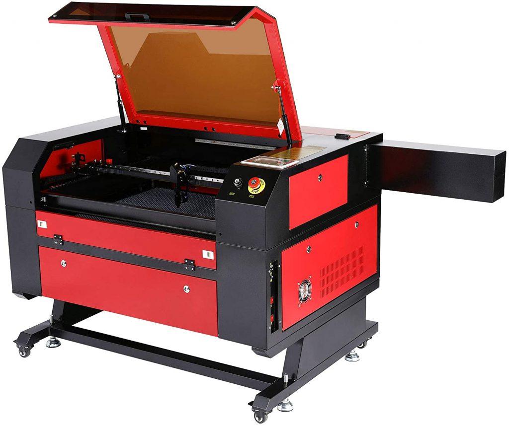 Best laser engraver: OMTech 100W CO2 Laser Engraver Cutter