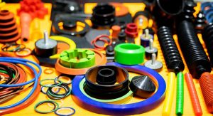 injection moulding: plastics