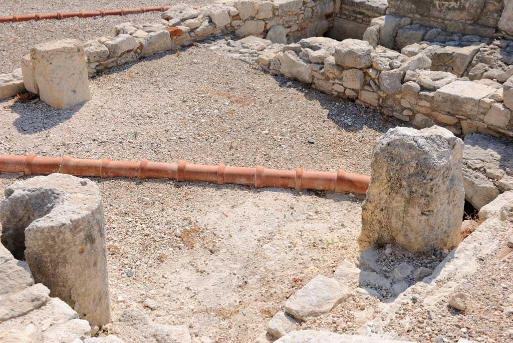 greek-inventions-plumbing-cyprus-kourion