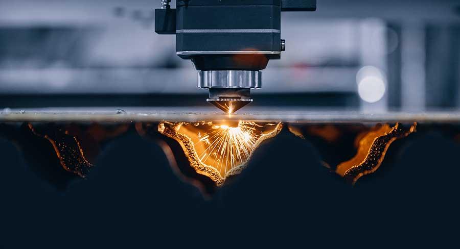Metal fabrication processes