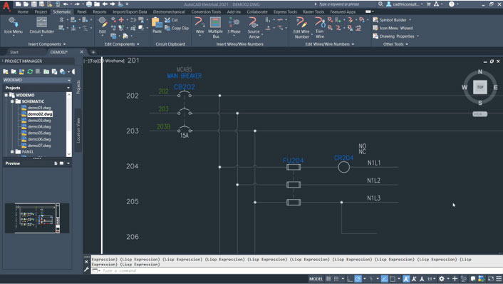 AutoCAD electrical: 2. Customizing the Tool Palette