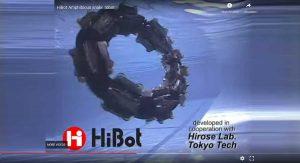 hibot robot snake