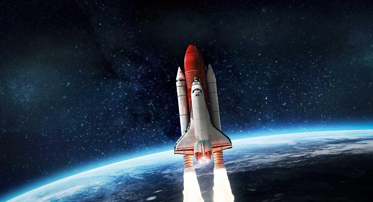 how rockets work: shuttle